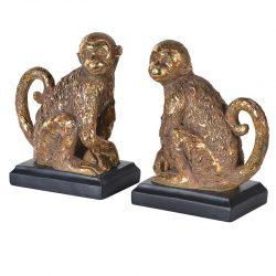 """Bokstöd """"Monkeys"""" – Grevinnans Butik & Inredning"""
