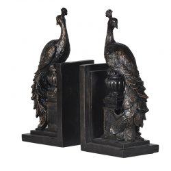 """Bokstöd """"Peacock"""" – Grevinnans Butik & Inredning"""