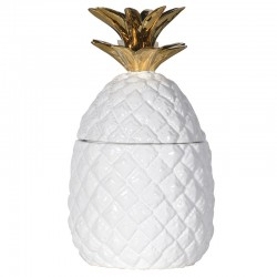 "Burk ""Pineapple"" – Grevinnans Butik & Inredning"