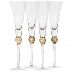 "Champagneglas ""Diamonds"" – Grevinnans Butik & Inredning"
