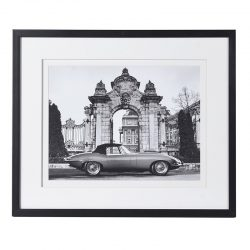 "Tavla ""Jaguar E-Type"" – Grevinnans Butik & Inredning"
