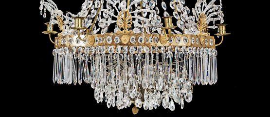 Kristallkronor - Värm upp med klassisk elegans